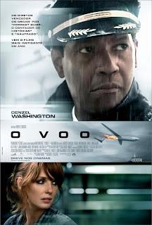 Pôster nacional e crítica de O VOO (Flight)