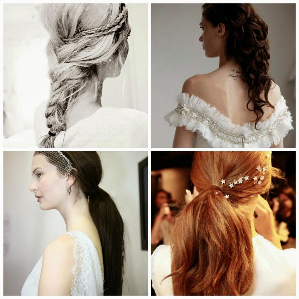 Peinados para bodas ideales para invitadas Vida Lúcida