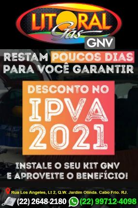 Litoral Gas GNV Cabo Frio