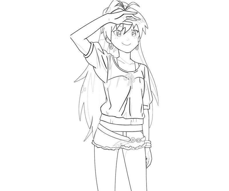 idolmaster-hibiki-ganaha-character-coloring-pages
