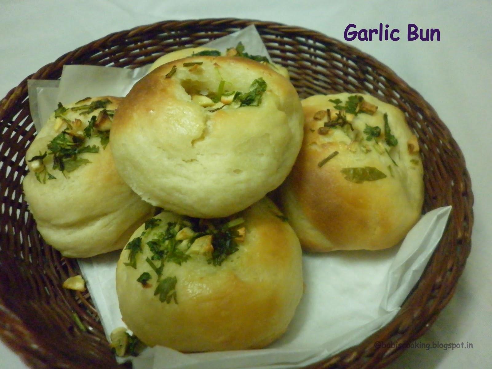Garlic bun