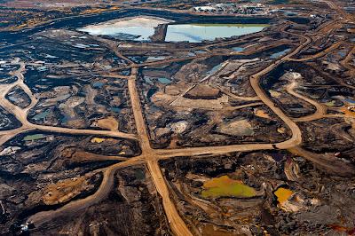 Alberta Tar Sands Pit #3