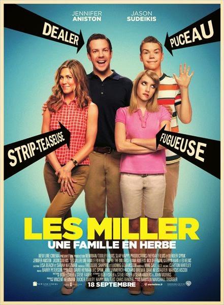 Les Miller, une famille en herbe streaming vf