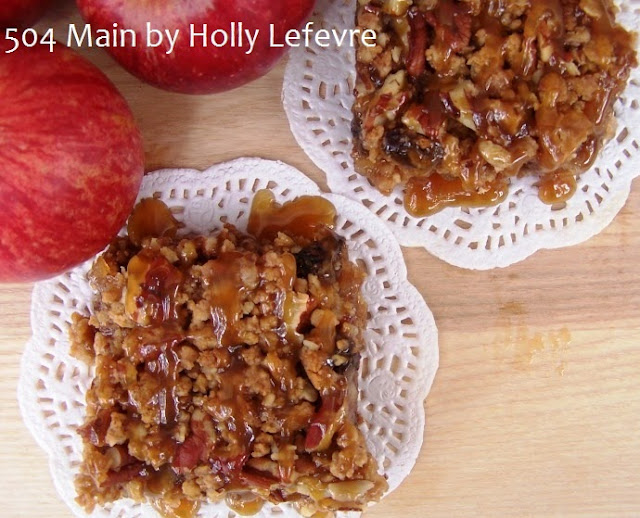 Oatmeal Cookie Apple Pie Bake by 504 Main #ChooseSmart #shop