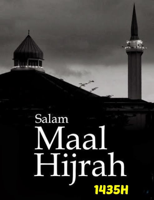 HAPPY MAAL HIJRAH 1435H/2013