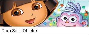 Kaşif Dora Saklı Objeler