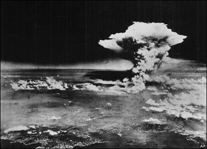 Hiroshima on the morning of August 6, 1945. Photo: EPA / Hiroshima Peace Memorial Museum