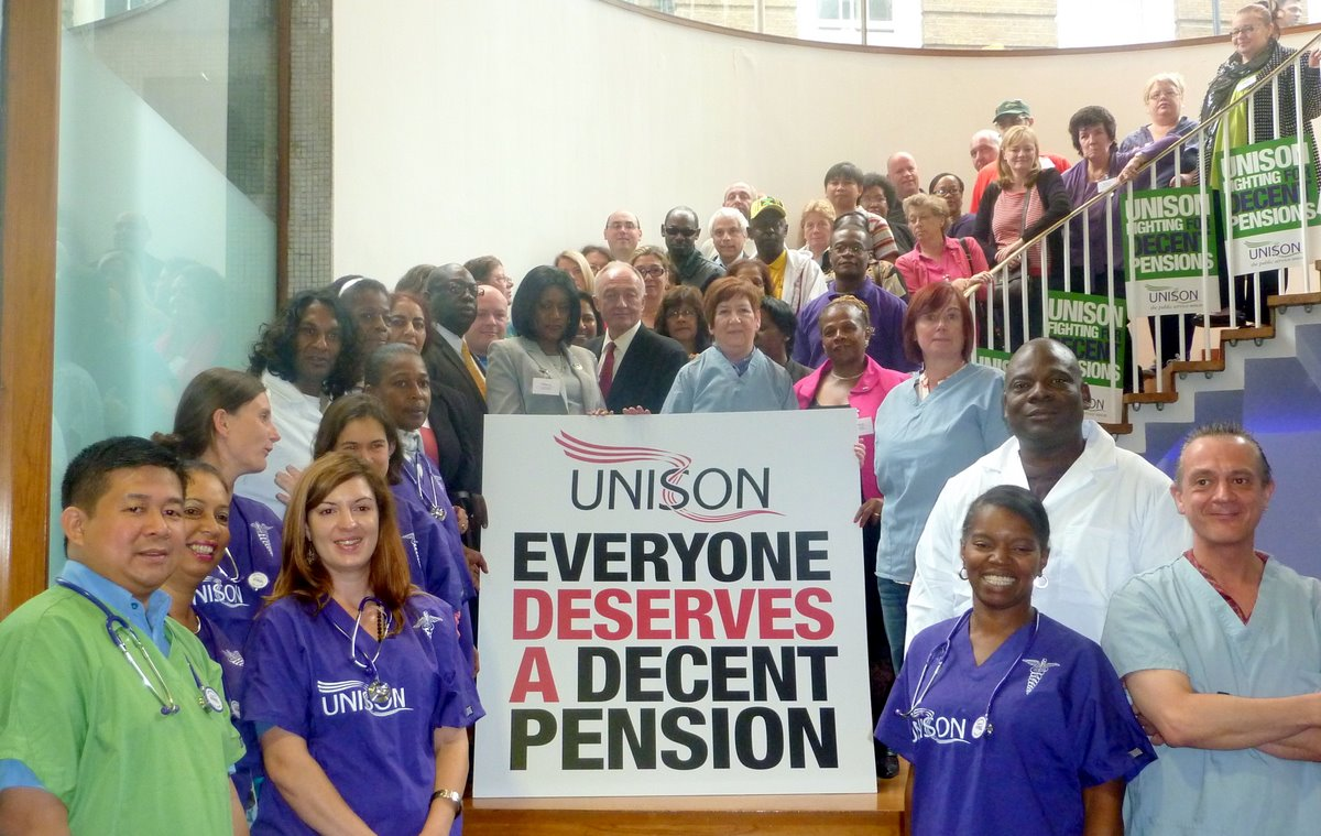 supporting NHS pensions at