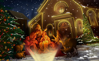 Holy Jesus Born