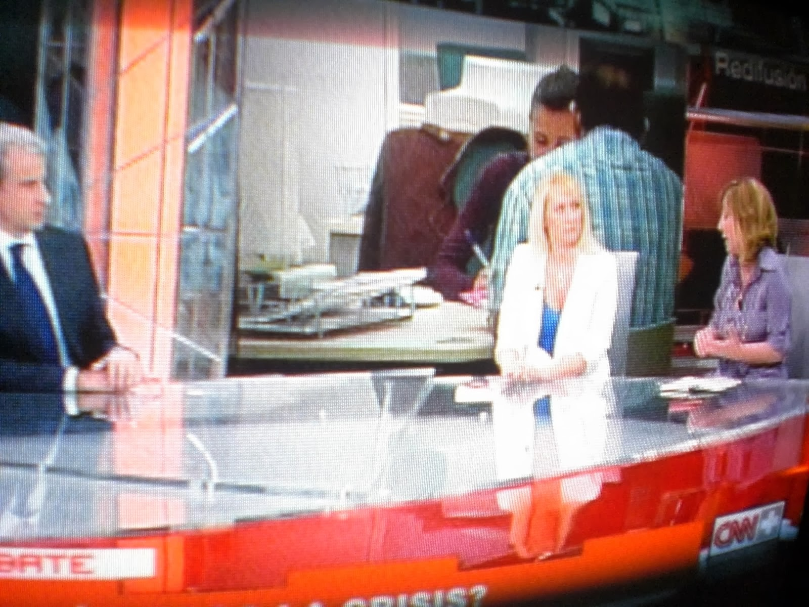 El Debate - CNN+: Jose Mª Calleja