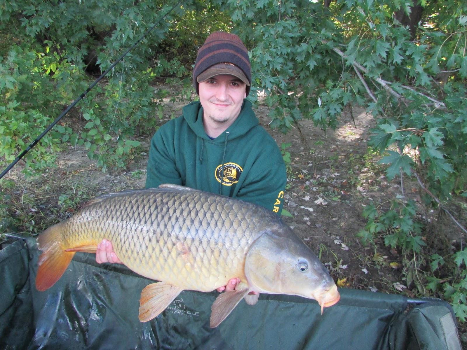 New hampshire carp fishing for New hampshire fishing
