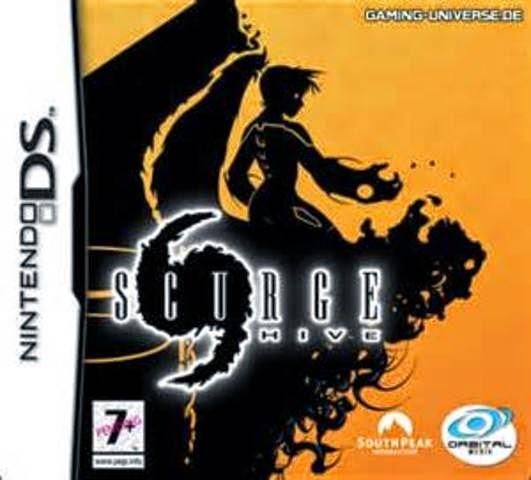Scurge Hive (Multi5 Incluye Español) (Nintendo DS)