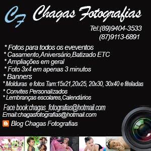 CHAGAS FOTOGRAFIAS