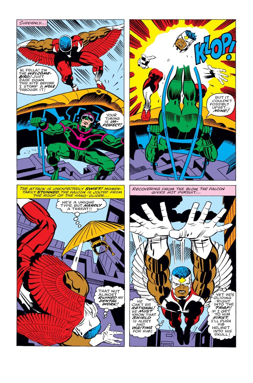 Captain America (1968) Issue #213 #127 - English 15