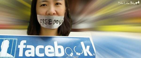 Liên quan đến chuyện làm việc với cơ quan ANĐT vì Facebook cá nhân