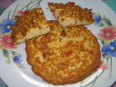 Resep Masakan Telur Gembung Khas Padang