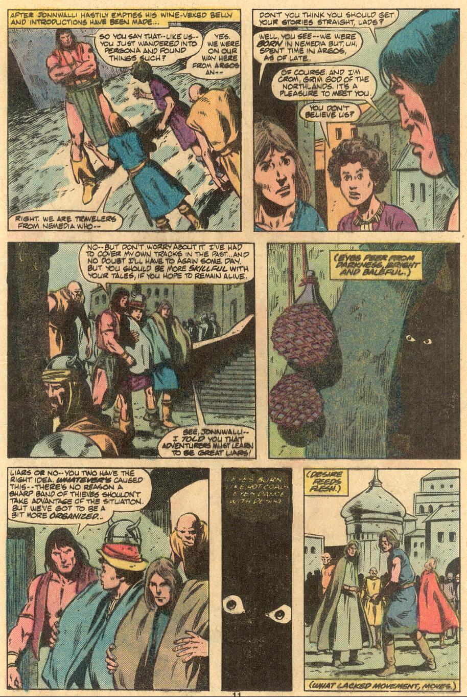 Conan the Barbarian (1970) Issue #122 #134 - English 9