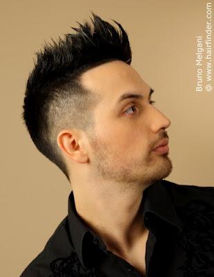 Peinados casuales y modernos modernos peinados para - Peinados modernos de hombres ...