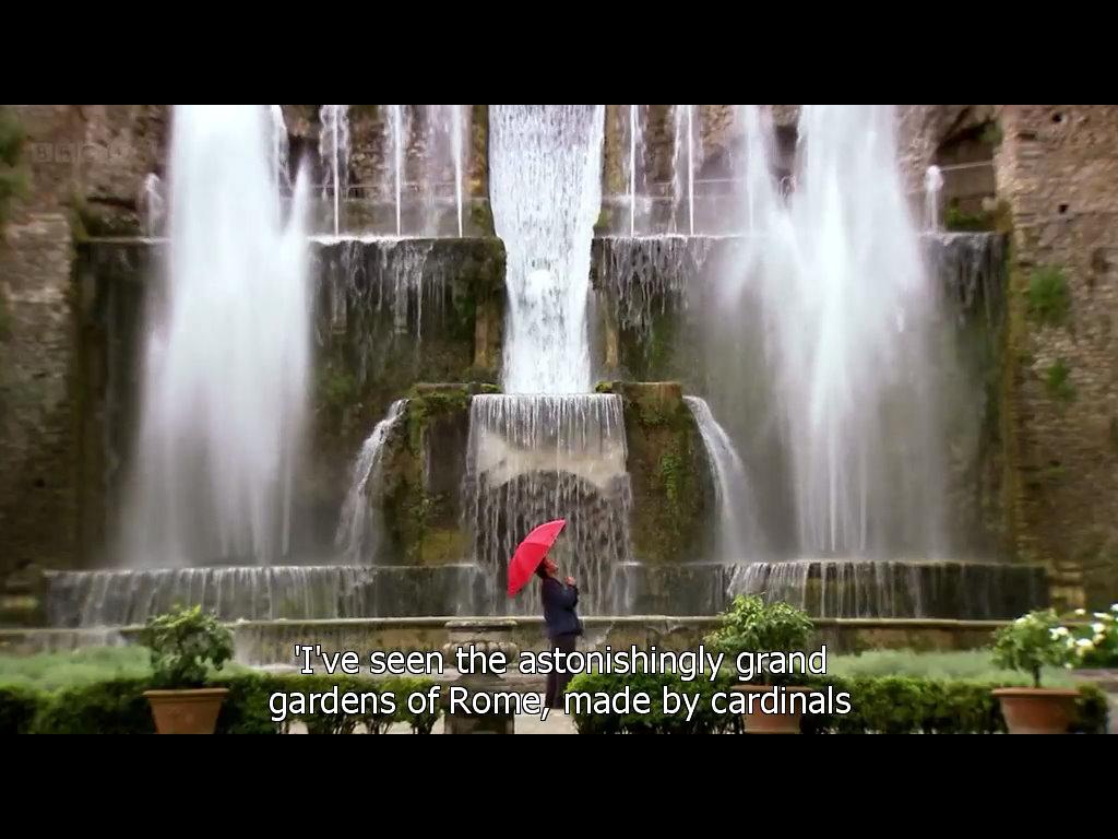 Lins Blogg: Italia rundt i hager