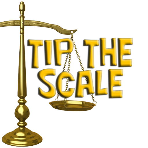 tipping the scales