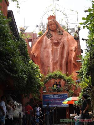 Mango Tours Tagaytay Our Lady of Manaoag Shrine