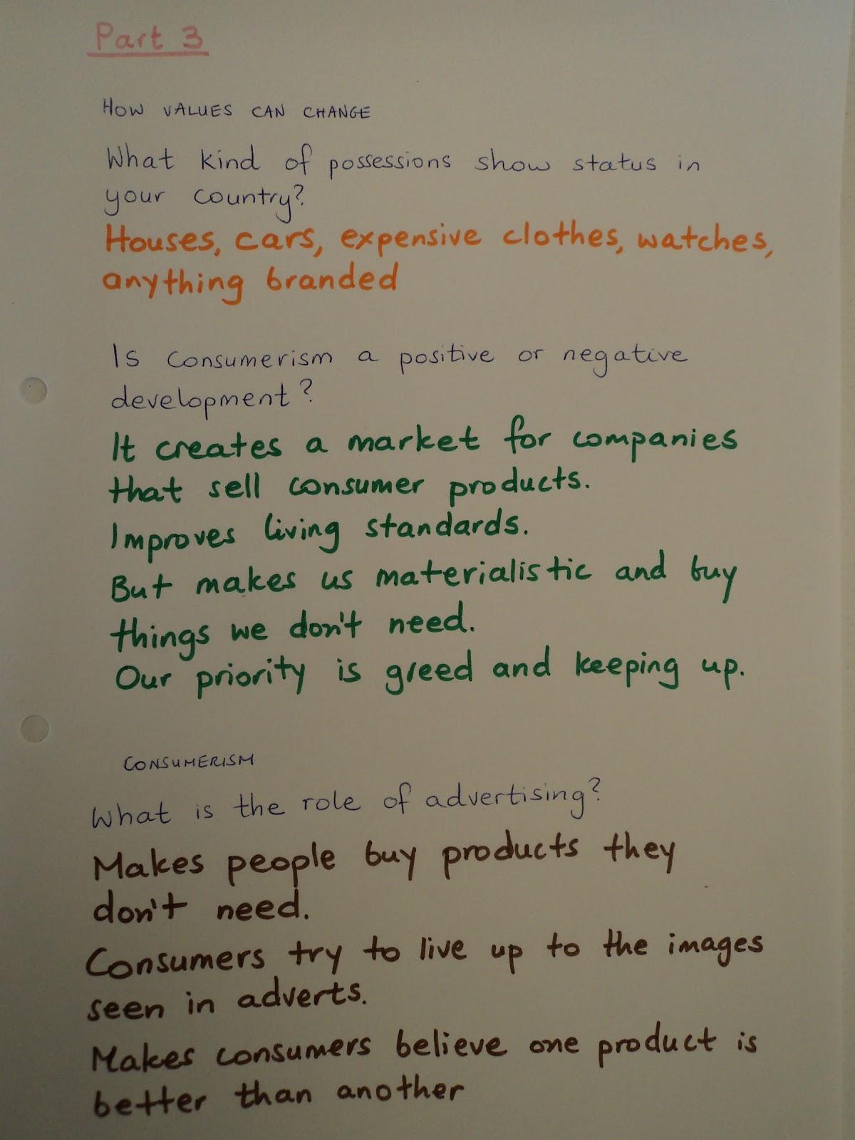 Speaking IELTS - Part 2 & 3 (Model notes) | Express Teach