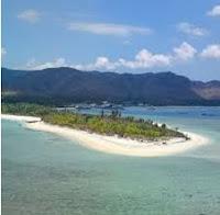 pantai elak-elak, sekotong Lombok barat