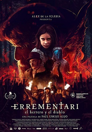 Errementari - O Ferreiro e o Diabo Filmes Torrent Download capa