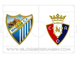 Prediksi Pertandingan Osasuna vs Malaga