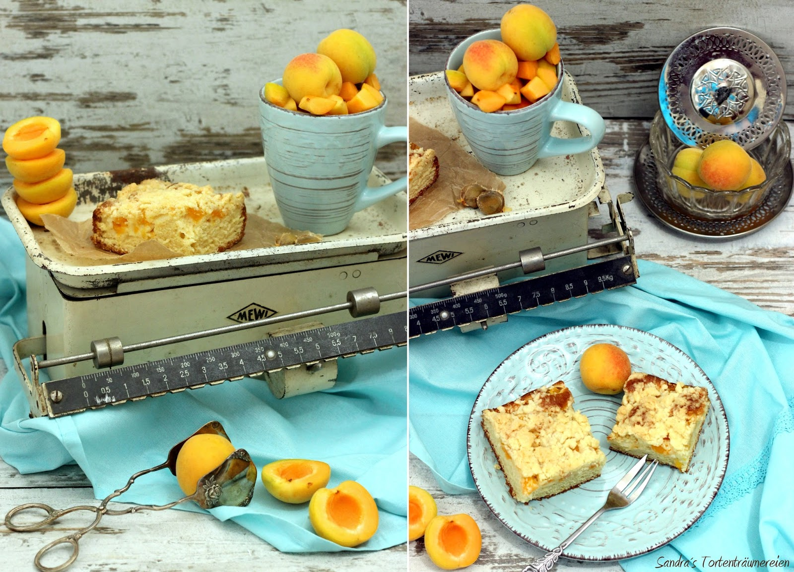 Kuchen sofort aus der form