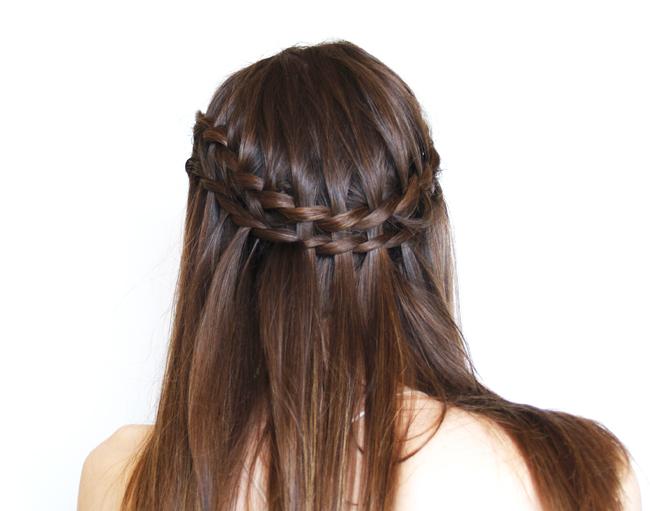 peinado cascada de rizos YouTube - Peinados Cascada De Rizos