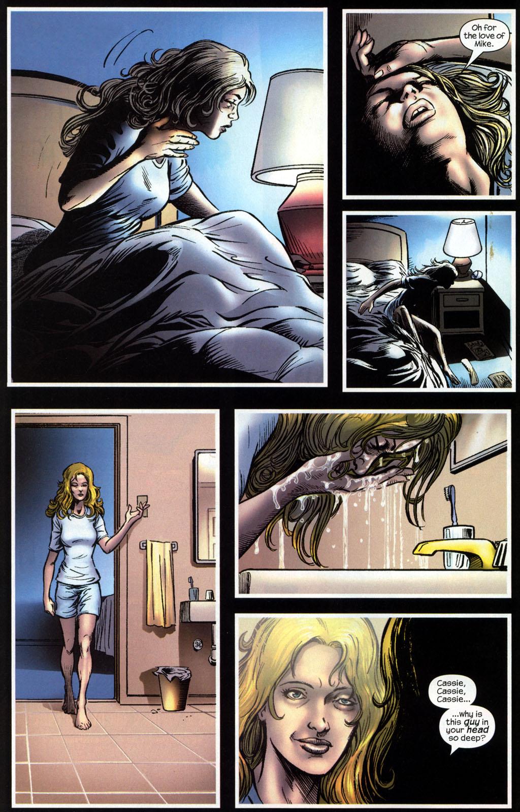 Read online Wolverine (2003) comic -  Issue #6 - 16
