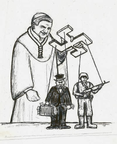 Image result for evil priests medieval
