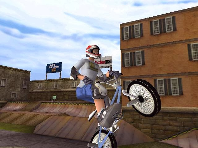 bmx games free  full version