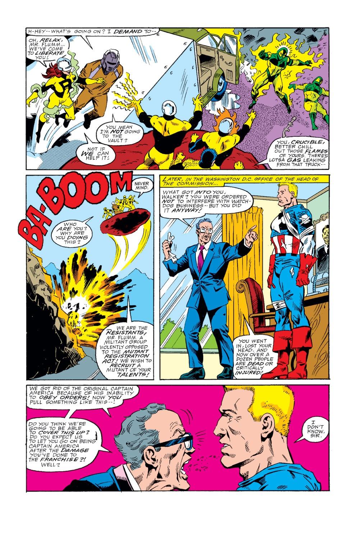 Captain America (1968) Issue #346 #276 - English 8