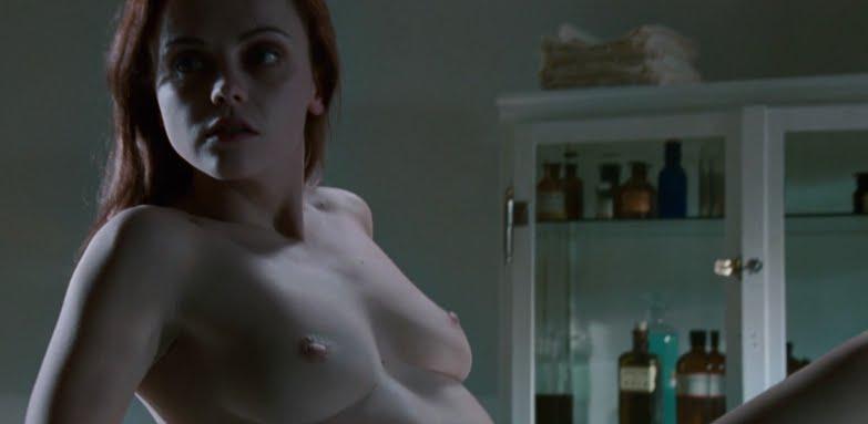 Christina ricci naked