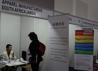 Apparel manufacturers of South Africa (AMSA)