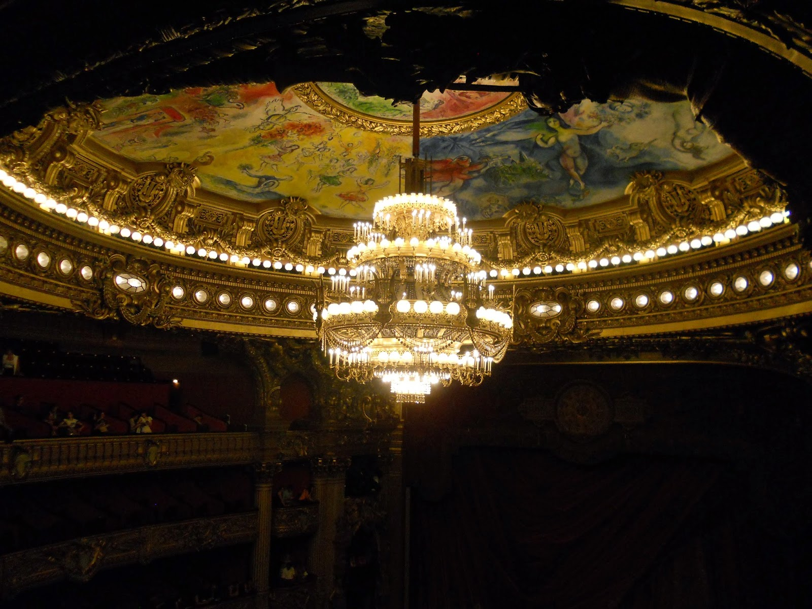 the beauty breakdown opera palais garnier