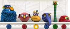 Los Muppets en doodle de Google homenaje a Jim Henson