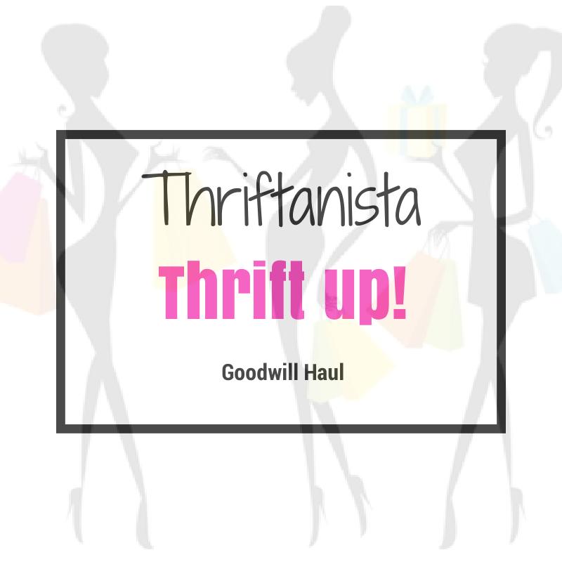 thriftanista thrift up
