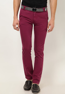 Purple Coloured Trouser