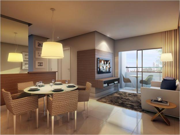 Apartamentos decorados pequenos fotos e dicas for Ver dormitorios decorados