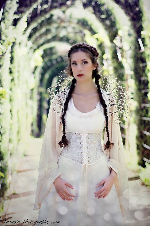 Mis Vestidos de Novia: Novias de cuento de hadas: El Costurero Real
