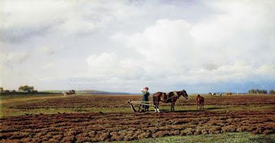 Paisajes Campesinos Rusos