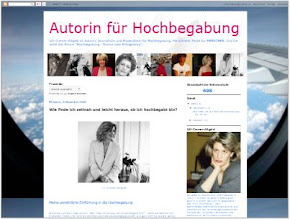 Autorin für Hochbegabung