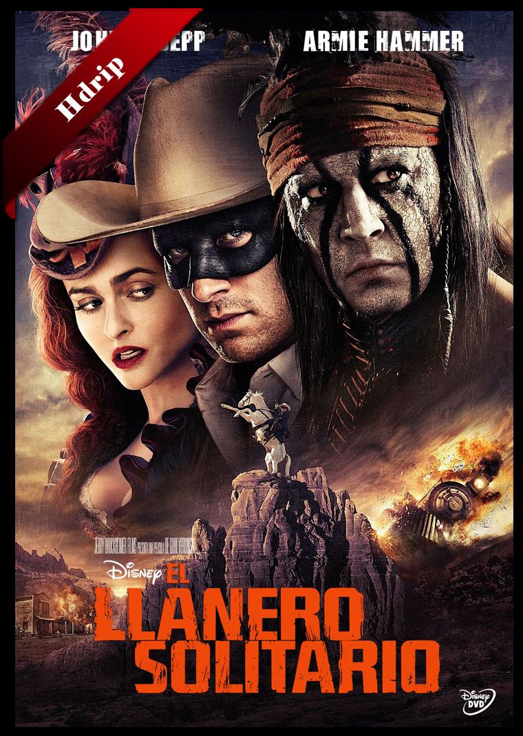El LLanero Solitario Hdrip Castellano 2013