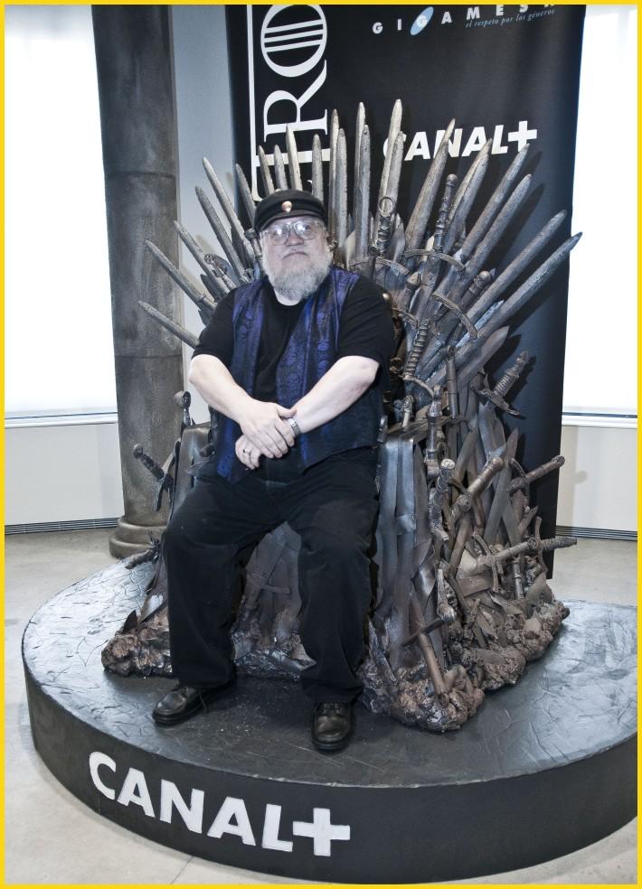 Reinos de f bula un vasto cementerio qui n se sentar - Trono de hierro ...
