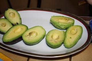 ricette avocado e gamberi