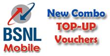 New Combo TOPUP Vouchers BSNL 111, 222, 333, 555