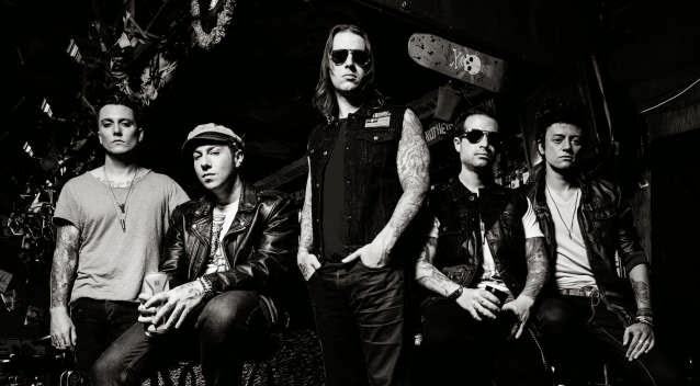 Hail To The Avenged Sevenfold
